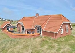 Schickes Ferienhaus nahe am Strand in Årgab. Kat. nr.:  E4027, Tingodden 315;