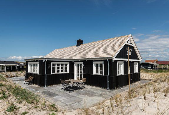 Haus mit abgeschirmter Terrasse, Strandnah & Surfspot