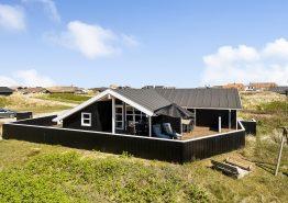 Schönes Ferienhaus ? 200 Meter bis zum Strand (Bild 1)
