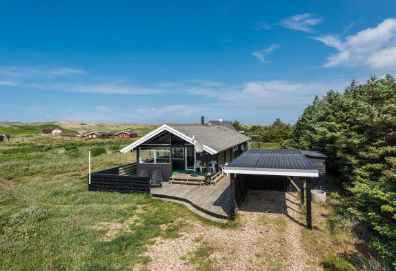 6 Personenhaus in der Nähe von der Nordsee
