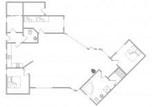 Ferienhaus 100 m. von der Nordsee in Aargab (Bild 2)