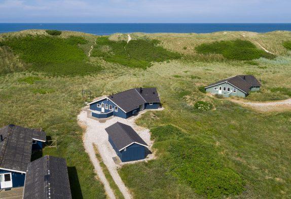 Ferienhaus 100 m. von der Nordsee in Aargab