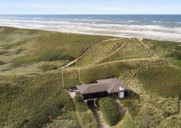 Haus in erster Dünenreihe mit schöner Aussicht und AußenWhirlpool