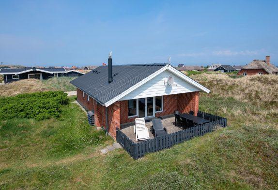 Gemütliches Ferienhaus nah am Strand und der Stadt