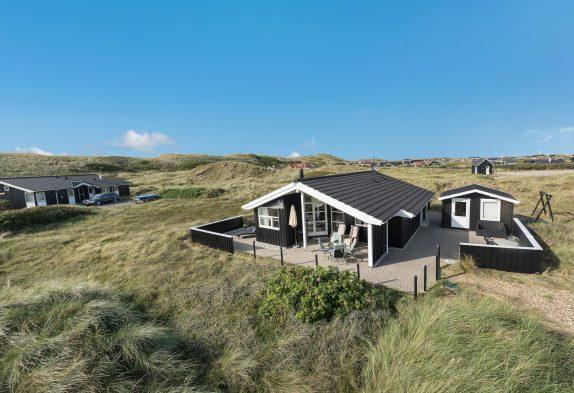 Skønt feriehus i Årgab helt tæt på strand