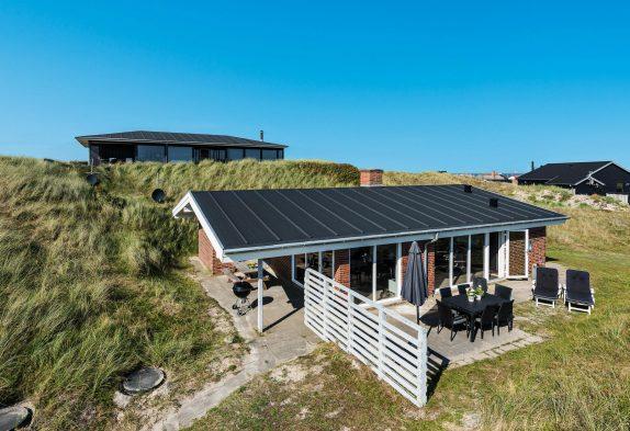 Gemütliches Haus in der Nähe vom Strand und Hvide Sande