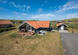 Gemütliches Sommerhaus im Tingodden