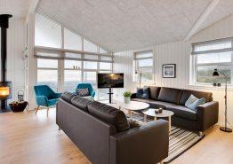 Schönes und strandnahes Ferienhaus mit tollen Terrassen (Bild 3)