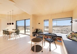 Lækkert nyopført feriehus med kun 150 meter til havet (billede 3)