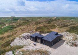 Tolles neues Ferienhaus in strandnaher Lage