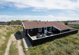 Schönes Ferienhaus nur 100 Meter bis zur Nordsee