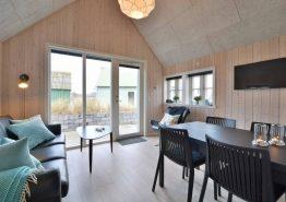 Schöne Hütte am Hafen in Hvide Sande (Bild 3)