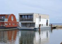 Husbåd i Mamrelund i høj kvalitet og med skøn udsigt. Kat. nr.:  F4042, Mamrelund 37;