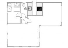 Gemütliches Ferienhaus mit toller Lage und Meerblick (Bild 2)