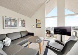Traumhafte Wohnung mit Sauna direkt am Fjord gelegen (Bild 3)
