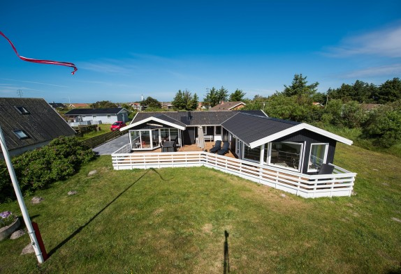 Haus mit Fjordblick auf Naturgrundstück ? 2 Hunde erlaubt