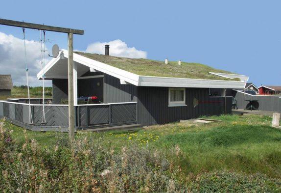 Hyggeligt sommerhus på Sivbjerg i Nr. Lyngvig