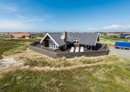 Dejligt sommerhus til ferie i Danmark med hund. Kat. nr.:  G5375, Fyrmarken 37;