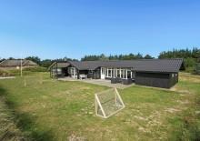 Tolles Ferienhaus mit überdachter Terrasse. Kat. nr.:  H0168, Milevej 29;