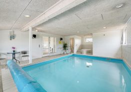 Velholdt feriehus med pool til 8 personer (billede 3)