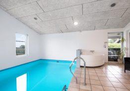 Dejligt træhus med pool og komfort (billede 3)
