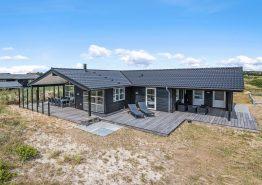 Luxusferienhaus dicht am Strand und mit Sauna und Whirlpool (Bild 1)