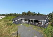 Ferienhaus mit Terrasse auf ruhigem Grundstück. Kat. nr.:  H5012, Milevej 13;