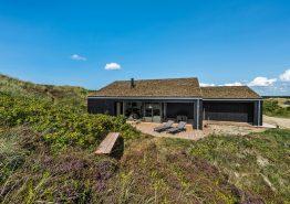 Modernes Ferienhaus mit toller Aussicht und praktischer Einrichtung