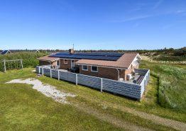 Energibesparendes Poolhaus mit gratis Strom