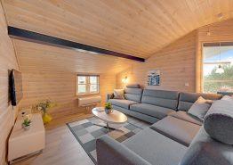 Ferienhaus mit Wärmepumpe auf ruhigem Naturgrundstück (Bild 3)