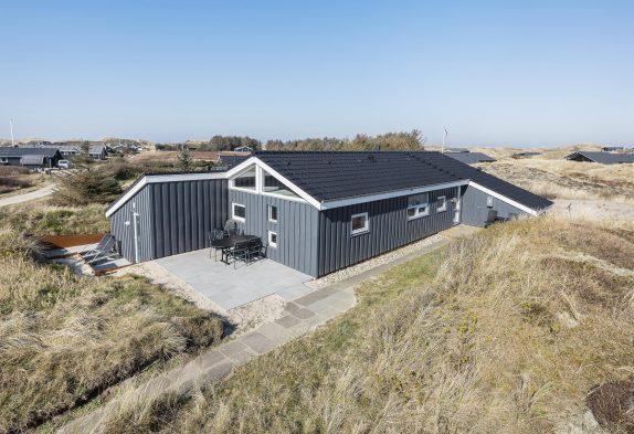 Wunderschönes, lichtdurchflutetes Poolhaus in Strandnähe – Klegod