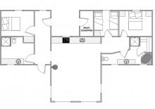 Nichtraucherhaus mit Whirlpool, Sauna und geschlossener Terrasse (Bild 3)