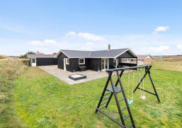 Schönes Ferienhaus mit Sauna, Whirlpool – Fjordaussicht. Kat. nr.:  H5708, Fladsbjergvej 78;