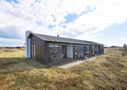Renoviertes strandnahes Ferienhaus mit Aussendusche