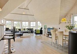 Tolles Sommerhaus mit Luxussommerhaus für 6 Personen (Bild 3)