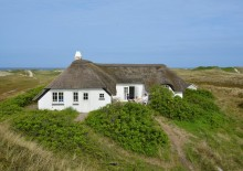 Charmantes Sommerhaus nur 100 Meter vom Strand entfernt. Kat. nr.:  J0188, Klitdalen 63;
