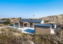 Luxusferienhaus mit Whirlpool, Sauna und schöner Aussicht (Bild 1)