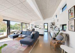 Moderne feriehus på skøn naturgrund tæt på stranden (billede 3)