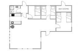 Typisches Ferienhaus mit einer fantastischen Lage (Bild 2)