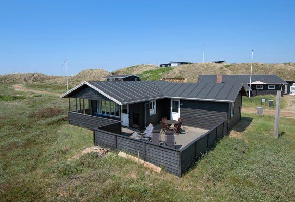 Typisches Ferienhaus mit einer fantastischen Lage