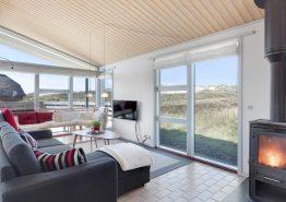 Strandnahes Ferienhaus in ruhiger Lage mit Dünenblick (Bild 3)