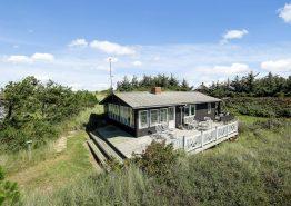 Gemütliches 5-Personen Ferienhaus in Houvig (Bild 1)