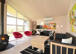 Ferienhaus in Houvig, nah am Strand und mit Wärmepumpe (Bild 3)