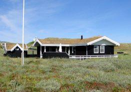 Haus auf Naturgrundstück mit Terrasse, nah an den Dünen. Kat. nr.:  J6939, Sortebærdalen 29;