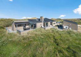 Energiefreundliches Haus auf Naturgrund nah der Nordsee