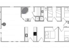 Haus in ruhiger und geschützter Lage nicht weit vom Meer (Bild 2)