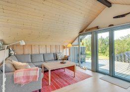 Børnevenligt sommerhus på stor lukket naturgrund i Lodbjerg Hede (billede 3)