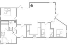 Sommerhus med spabad og sauna i rolige omgivelser (billede 2)