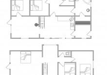 Ferienhaus mit Whirlpool, Sauna und viel Platz (Bild 2)