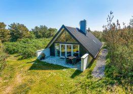Schönes stilvolles Ferienhaus auf einem ungestörten Naturgrundstück. Kat. nr.:  K6442, Egernvej 19;